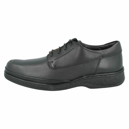 Pace De Stonehill Para Cuero Negro Clarks Zapatos Hombre Cordón 7x8vwFq