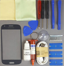 Samsung Galaxy Ace 4  Front Glass Screen Replacement Repair Kit GREY
