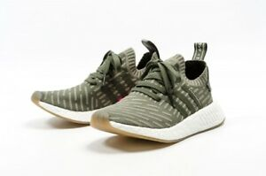 new product 09392 7b2ab Details about Women's NMD R2 PrimeKnit Major/Shock Pink - BY9953
