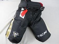New! CCM CL Pittsburgh Penguins NHL Pro Stock Return Team Hockey Player Pants XL