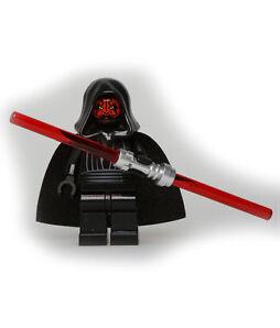 LEGO Star Wars - Darth Maul mit Doppellaserschwert