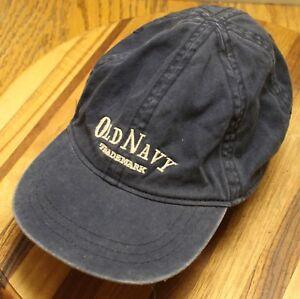 OLD NAVY BABY BOY BLUE BASEBALL HAT CAP 12-24 MONTHS VERY GOOD ... ed122c4c525