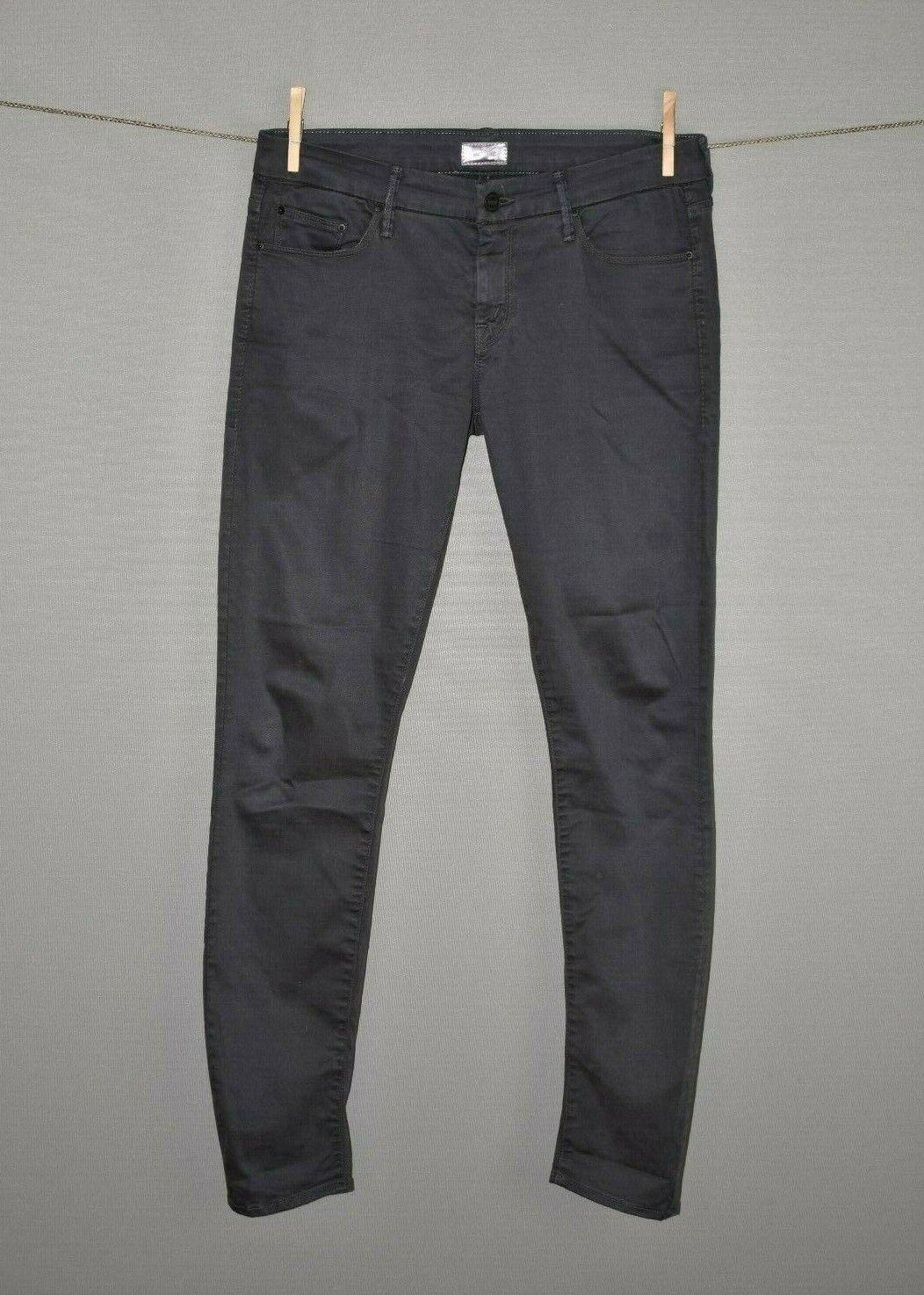 MOTHER JEANS  The Looker Skinny Jean in Slate Size 29
