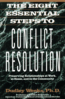 The Eight Essential Steps To Conflict Resolution on sale