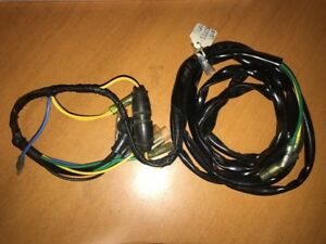 Details about Gauge Wiring Power Harness for YAMAHA Outboard Engine on