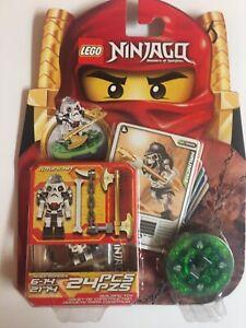 LEGO NINJAGO 2174 KRUNCHA MiniFigures Lego 2174 NEW
