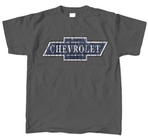 Chevrolet Logo GM  Car Men/'s T-shirt  AMERICAN  MUSCLE CARS
