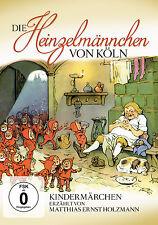 Märchen DVD Die Heinzelmännchen von Köln erzählt von M-E-Holzmann