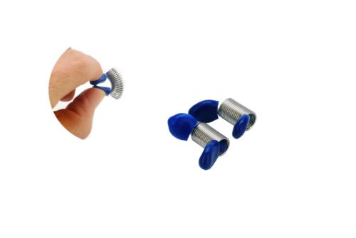 2x Small Bead Stoppers Jewellery Making Tool J2079 13mm x 7mm Stringing Beads