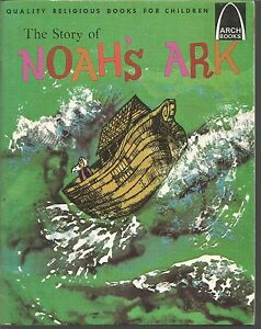 The-Story-of-Noah-039-s-Ark-Jane-Latourette-PB-reprint