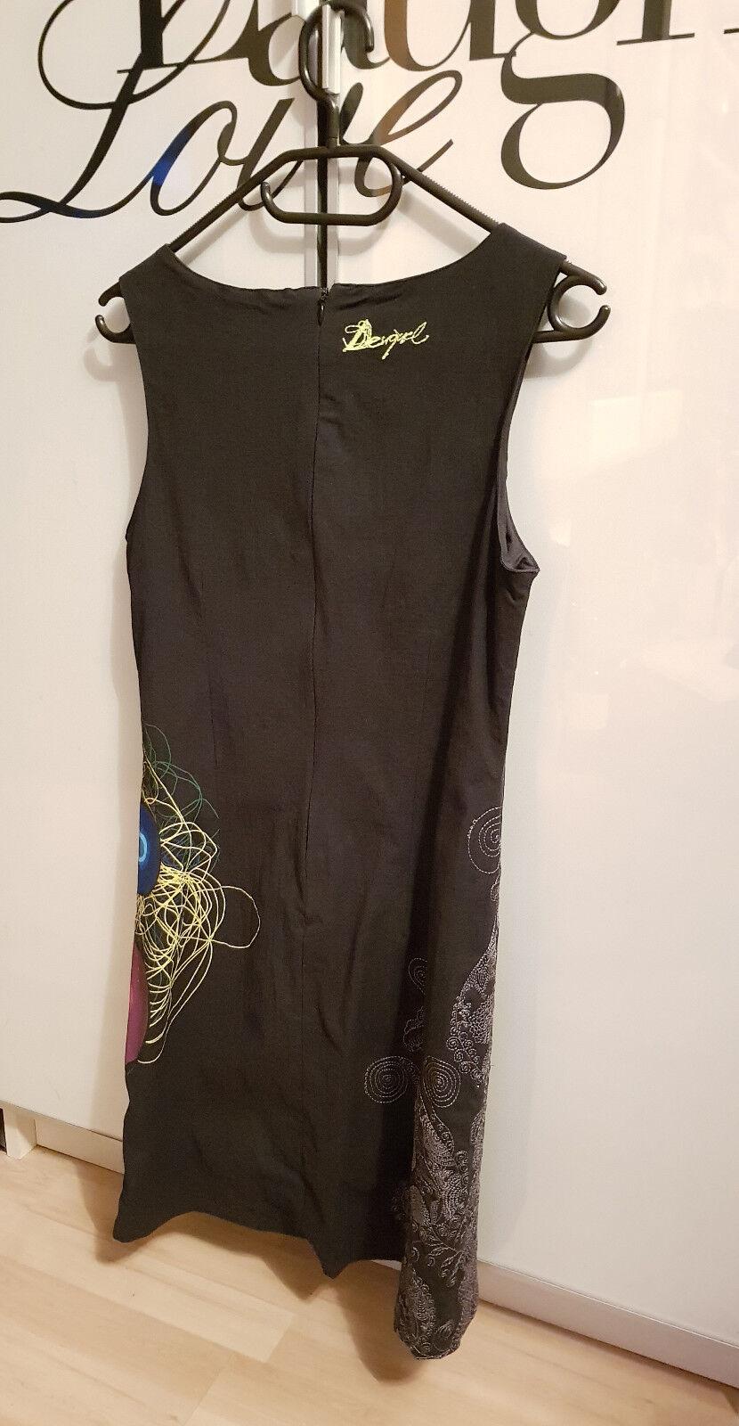 Desigual Kleid 35V2801 Lessandra Schwarz Gr. 36 (NEU  ungetragen) ungetragen) ungetragen) | Verkauf Online-Shop  | Sonderaktionen zum Jahresende  470208