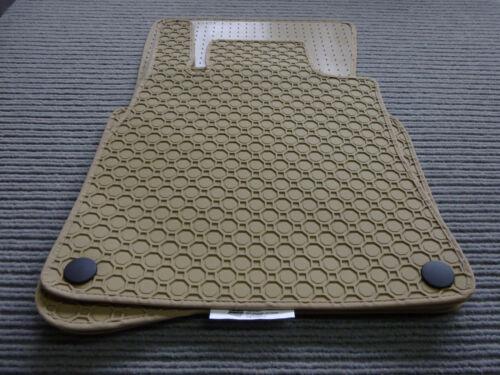 Gummi NEU $$$ $$$ Lengenfelder Gummimatten passend für Toyota Aygo BEIGE