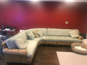 Henredon Sectional Sofa Ebay
