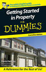 Getting Started in Property for Dummies by Karin Derkley (Paperback, 2008)