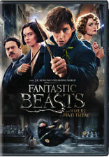Fantastic Beasts and Where to Find Them (DVD, 2017, 2-Disc Set)
