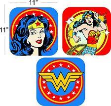 Wonder Woman happy birthday party decoration supplies cutout