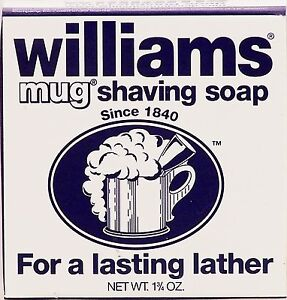 Williams A1141 Mug Shaving Soap 1.75 Oz