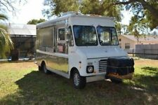 Used Ford Econoline Kitchen Food Truck Kitchen On Wheels For Sale In Florida