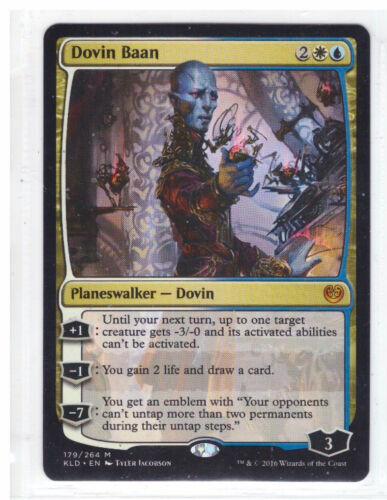 Magic Dovin Baan 179//264 M KLD Inglese
