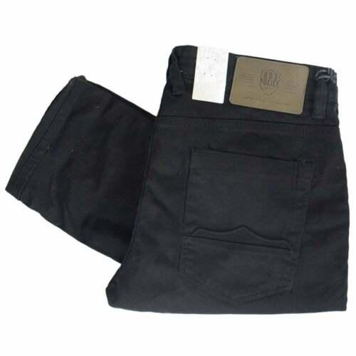 883 Police Cassady Jet Black Combat Slim Fit Jeans