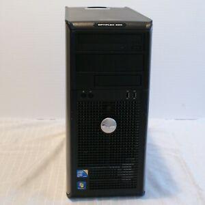 Dell Optiplex 760 MT Intel Core 2 Duo 2.80Ghz 4GB 250GB Windows 10 pro