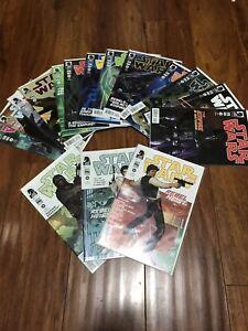 Star-Wars-Comic-Book-Lot-Of-13-Comics-Includes-13-Classic-Star-Wars-Comics