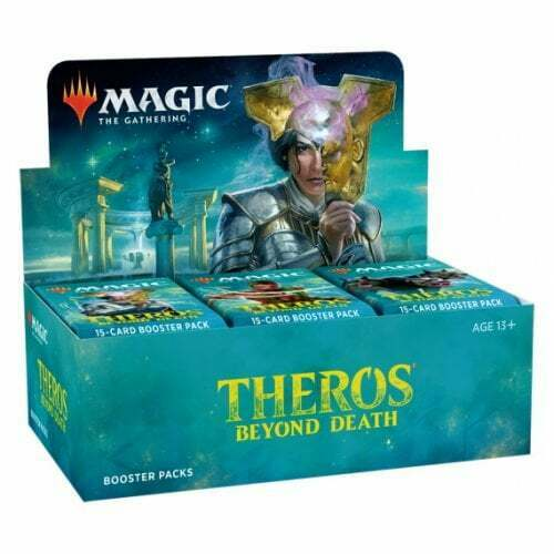 The Gathering Theros Beyond Death Theros Magic Beyond Death Booster Box