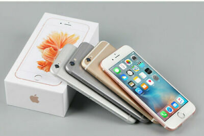 Details about  (NEW & SEALED IN BOX) Apple iPhone 6s Unlocked 64GB Space Grey Silver Gold