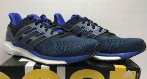 d83cf844fa201 Adidas Mens Sz 9 Supernova M Hi-Res Blue Black Steel Running Shoe ...