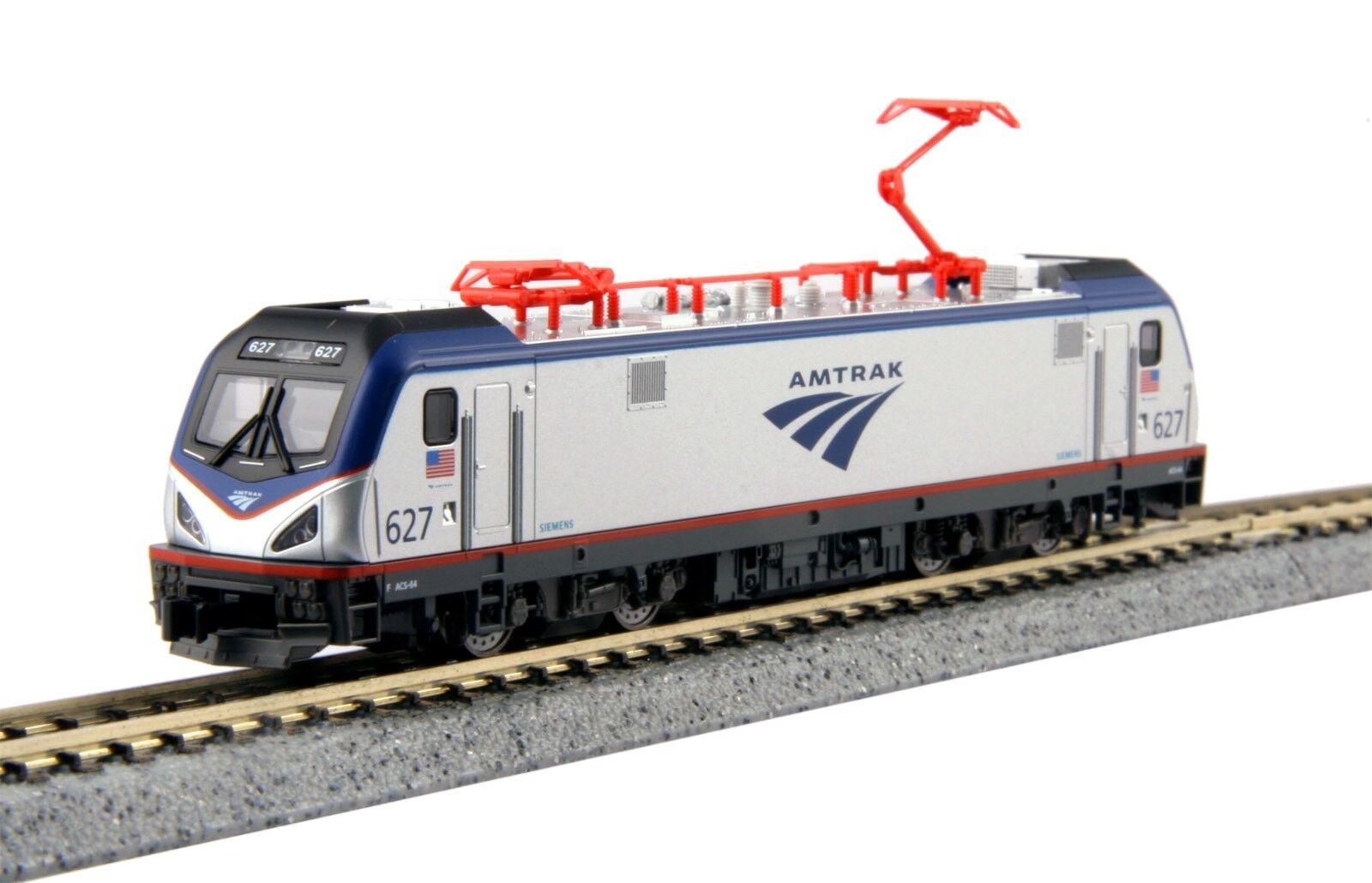 KATO 1373002 N skala ACS -64 Amtrak 627 Electric SIEherr CITY SPRINTER 137 -3002