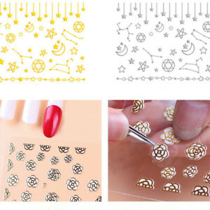 3D-Nail-Stickers-Colorful-Star-Moon-Sun-Pattern-Nail-Art-Transfer-Decals-Decor