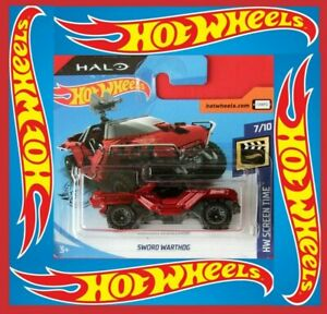 Hot-Wheels-2020-Sword-Warthog-hw-screen-time-36-250-neu-amp-ovp
