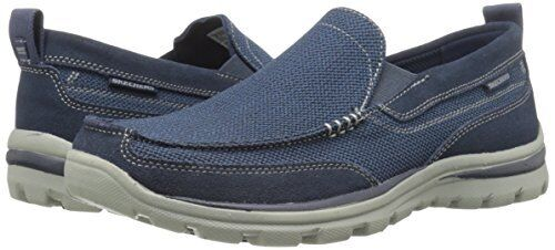 Scarpe casual da uomo  Skechers USA uomos Superior Milford Slip-On Loafer- Pick SZ/Color.