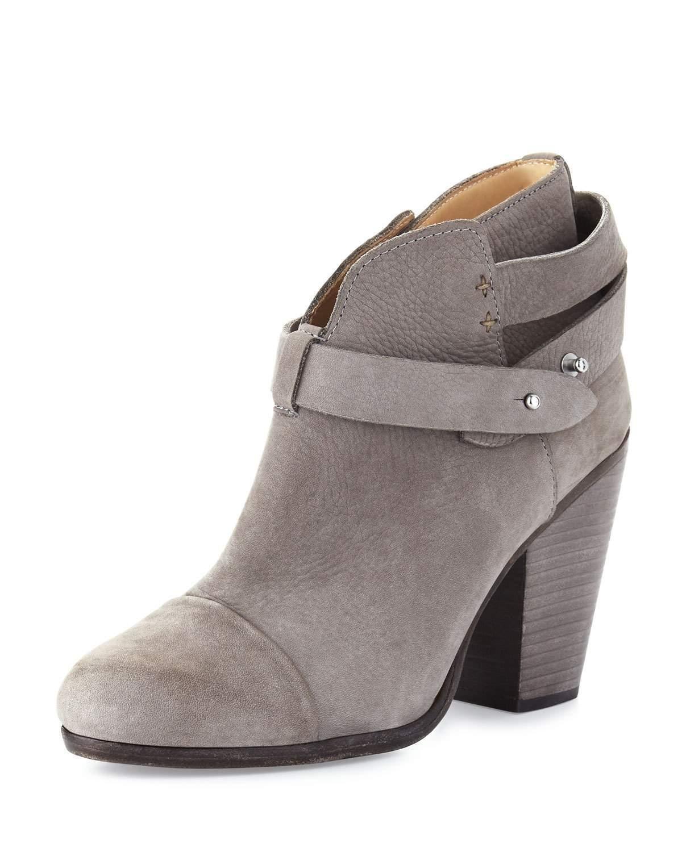 marchio famoso NIB  525 Rag Rag Rag & Bone 'Harrow' Ankle stivali in Granite Suede   sport dello shopping online