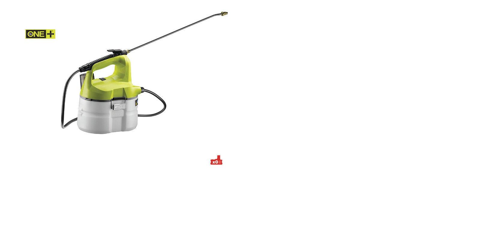 RYOBI RYOBI RYOBI OWS1880  18V 3.5L Sprayer One + mit 1 5 Ah Akku Ohne Ladegerät  5133002671 67e953