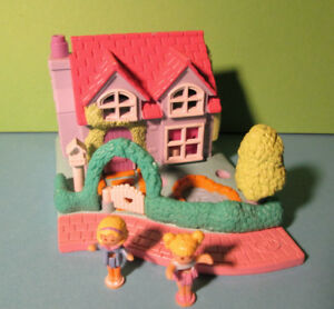 Polly Pocket Mini Ballett Dance Studio Pollyville 100% Complete 1995 - Glattenzainbach, Deutschland - Polly Pocket Mini Ballett Dance Studio Pollyville 100% Complete 1995 - Glattenzainbach, Deutschland