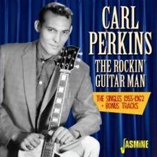 Carl Perkins - Rockin Guitar Man:Singles 1955-1962 + Bonus Tracks [New CD] UK -