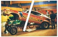 "1960s Drag Racing-1969 Torino AA/FC-""CAMMER JAMMER""-427 SOHC-Jim Barillaro"