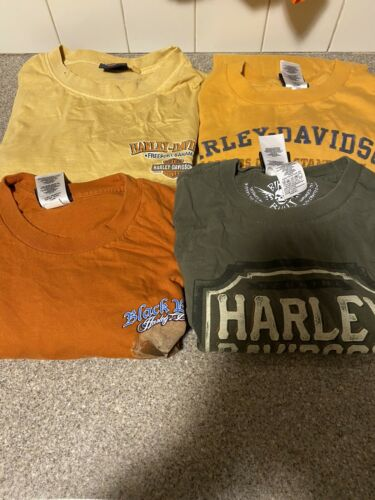 Harley Davidson Men's T-Shirts - Size is XL - Lot