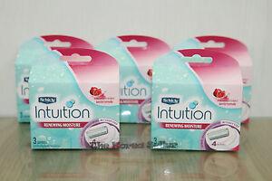 Schick-Intuition-Renewing-Moisture-Women-Razor-Refill-Cartridges-15-Count