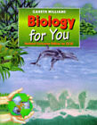 Biology for You by Gareth Williams (Paperback, 1996)