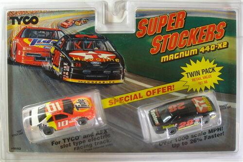 1994 TYCO Nascar RARE 10 28 Stockers Slot Car Twin 9092