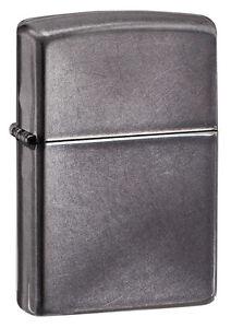 Zippo Choice Shadowy Gray Dusk Translucent Windproof Lighter 28378