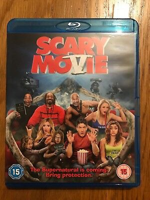 Scary Movie 5 Blu Ray 2013 Ebay