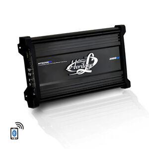 Lanzar-HTG258BT-Heritage-Series-2000W-2-Channel-Amplifier-Wireless-Bluetooth
