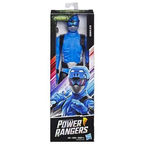 HASBRO e5939-Power Rangers-Beast morphers Action personaggio Blue Ranger