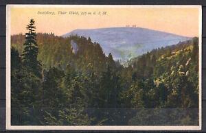 Ansichtskarte-Inselsberg-Thueringer-Wald