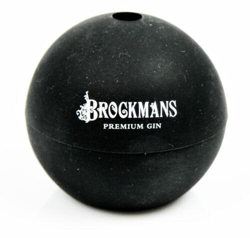 glaçons Noir Glaçons sphère eiswürfelmaker Brockmans Gin