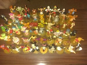 2002-McDonalds-Disney-100-Years-of-Magic-Lot-of-57-Figures-Happy-Meal-Toys