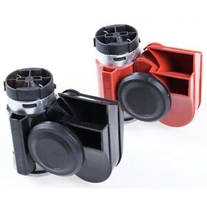 12V-Air-Horn-Snail-Compact-Airhorn-For-Car-Truck-Vehicle-Motorcycle-Yacht-Boat